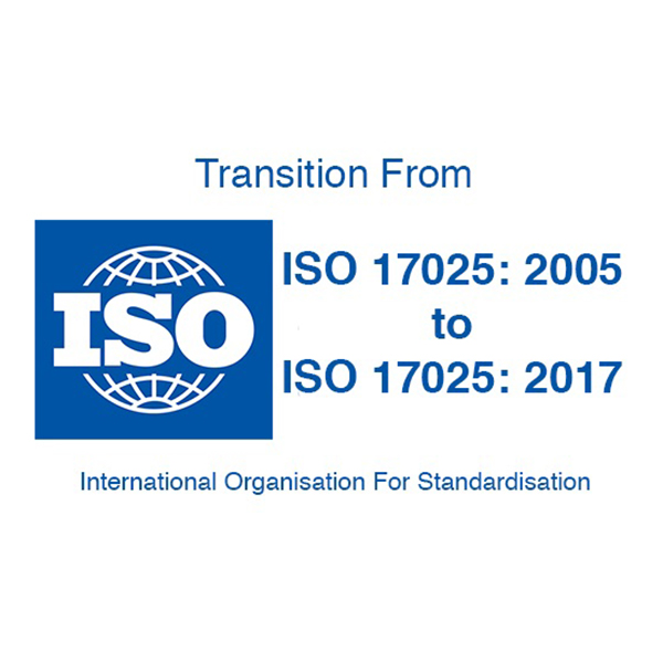 ISO 15189/17025 for the health sector