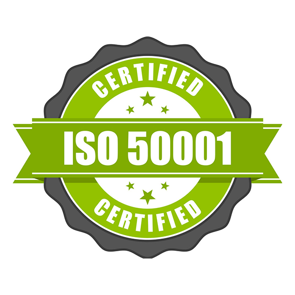 ISO 50001 for the field of energy